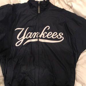 Yankees Majestic Baseball Jacket
